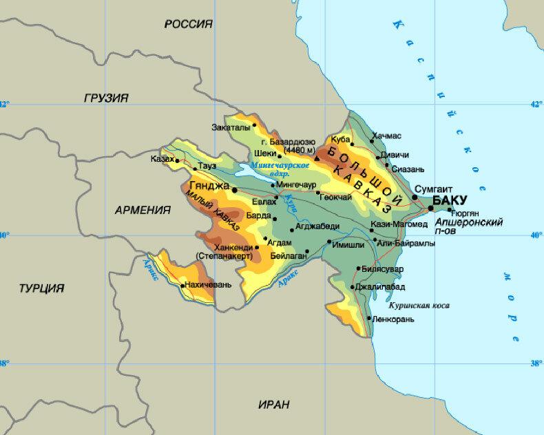 Самые северные горы материковой части россии