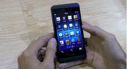 Смартфоны от BlackBerry 10 старт продаж будет в феврале