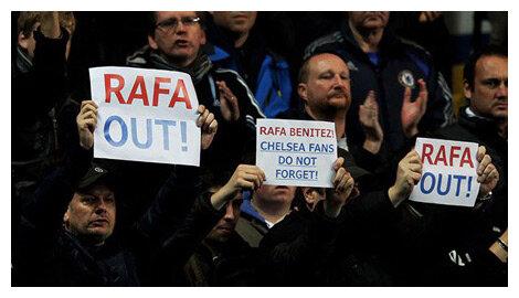 """Фанаты """"Челси"""" не поддержали выбор Абрамовича"""
