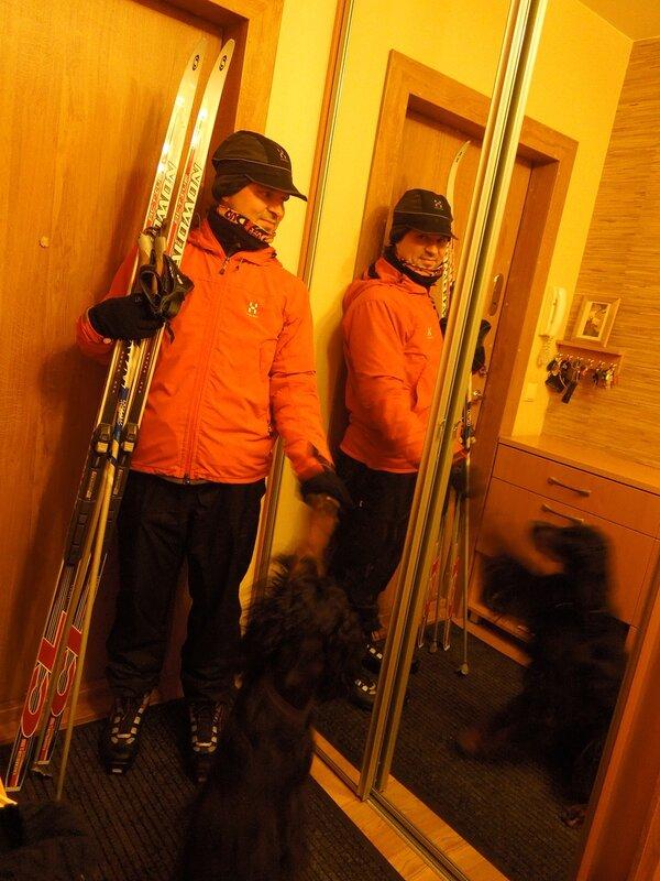 После открытия лыжного сезона 2012.12.12