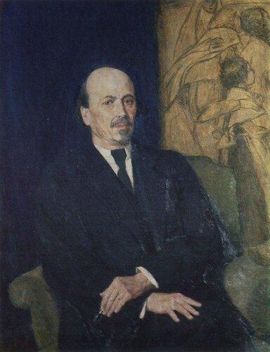 Портрет М.В.Нестерова. 1926.jpg