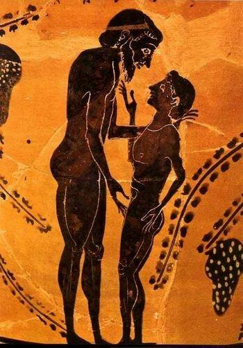 Особенности древнего секса