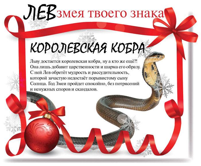 гороскоп год змеи