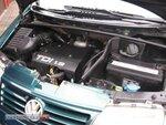 Контрактные двигатели б/у для Volkswagen Sharan (Фольксваген Шаран) 1.9 TDI, модель мотора AFN