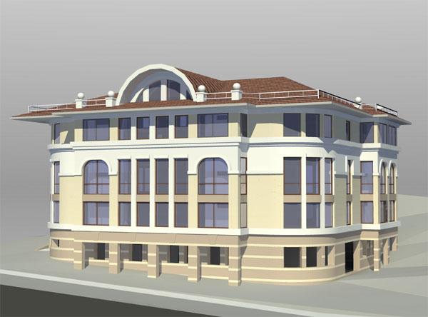 Дома на ул. Спасская, 5 от компании Астрим-Строй