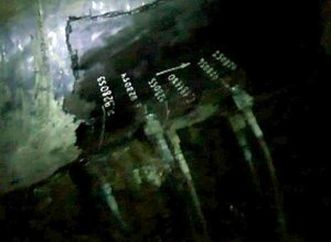 Несанкционированная врезка в нефтепровод Омск-Иркутск