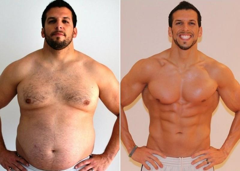 Тренер по фитнесу потолстел, чтобы понять клиентов, и заново привел себя в форму (14 фото)