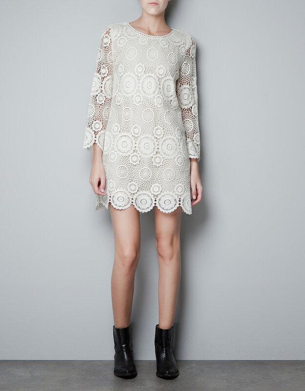 для платья Zara