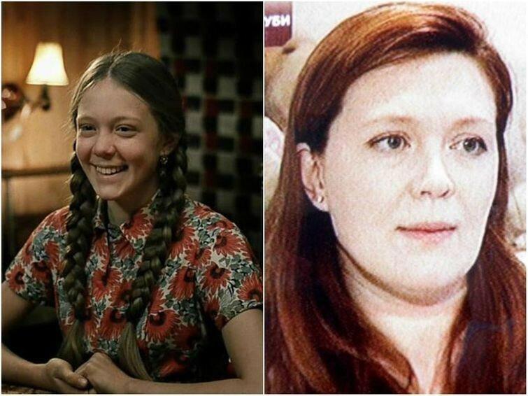 Оля - Актриса Лада Сизоненко.