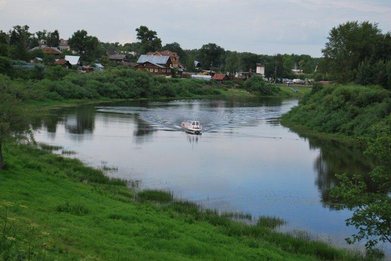 Вологда в июле 12-го
