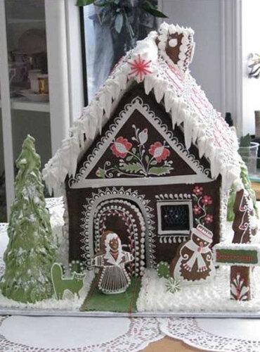Сладкий домик 4