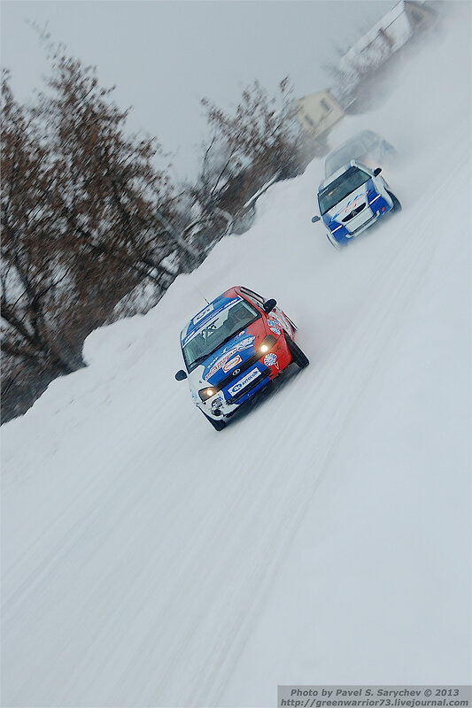 photo Pavel s. Sarychev cars racing ice winter фото Павел Сарычев автогонки зима лед трек N-1600