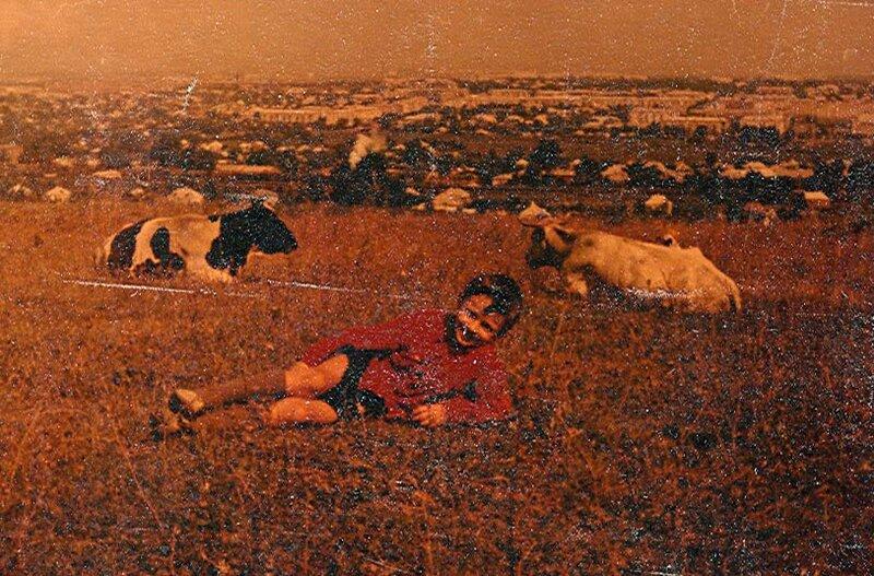 Харьковская гора, 1960-е, фото из коллекции Владимира Сергеева