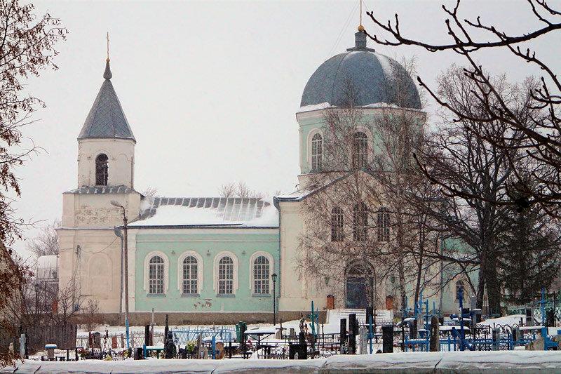 Храм святителя Митрофана Воронежского г.Бирюч