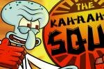 Сквидвард каратист игра (SpongeBob: Kah-rah-tay Squid)