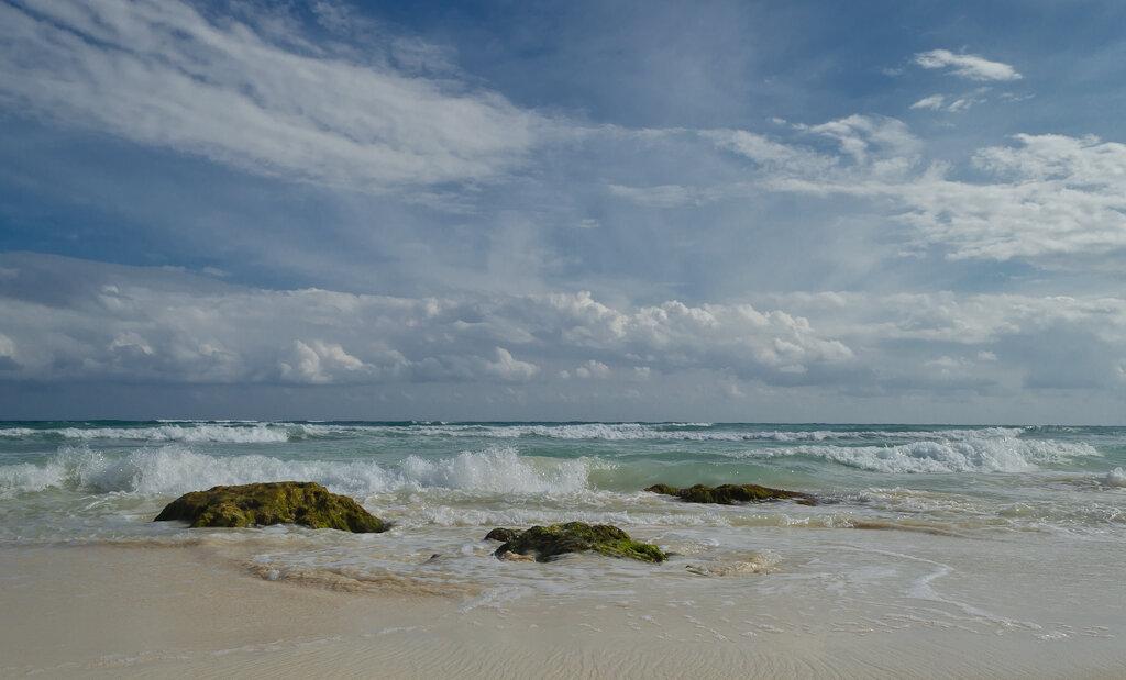 Каибское море. Туры в Мексику. Как красиво отдохнуть
