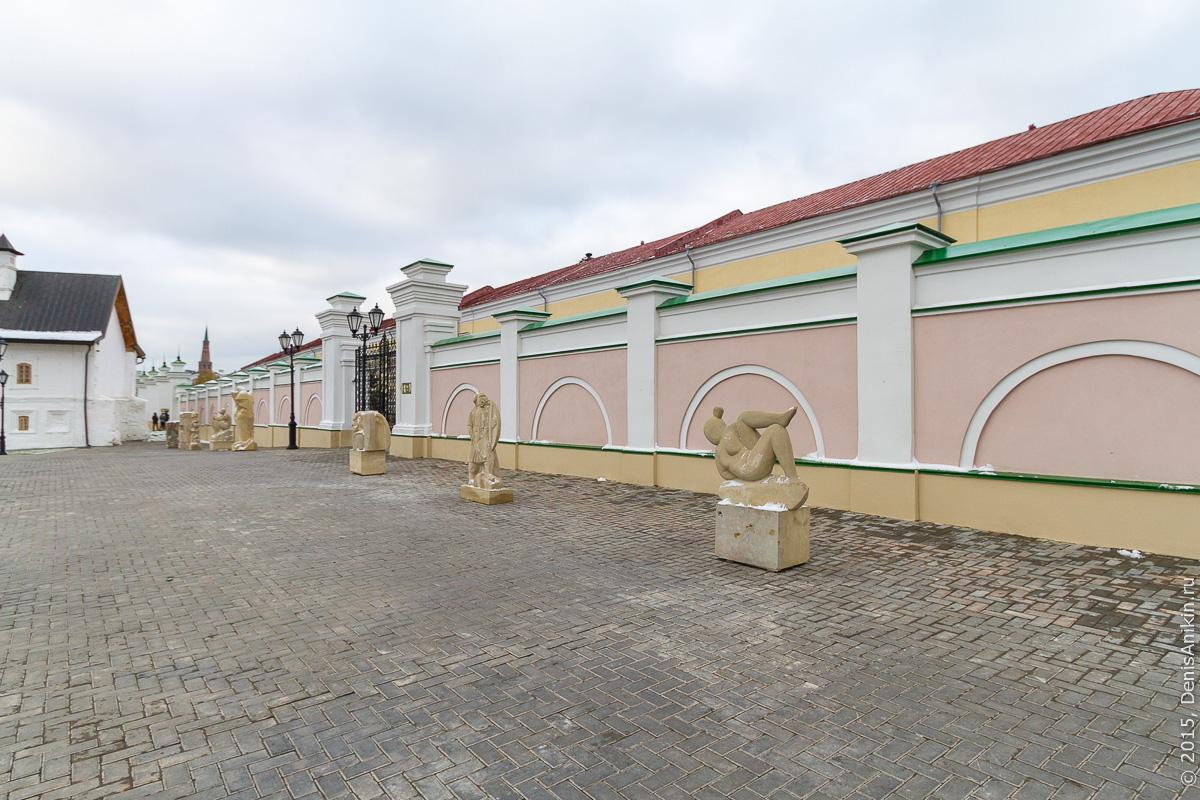 Казанский кремль 7