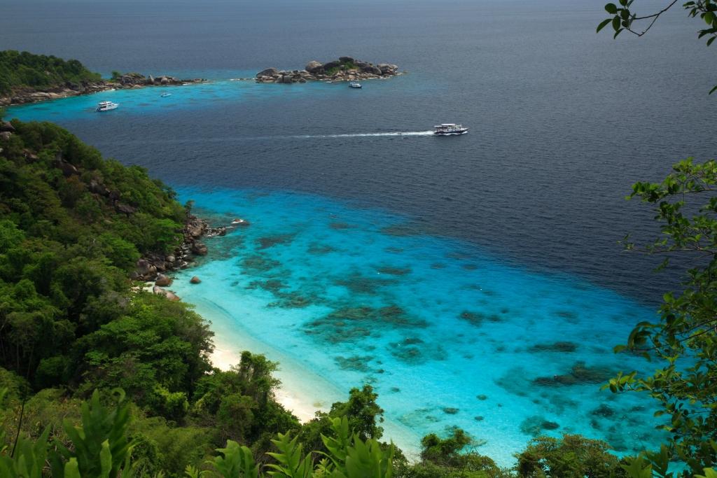 Остров Симилан (Similan Islands) Таиланд
