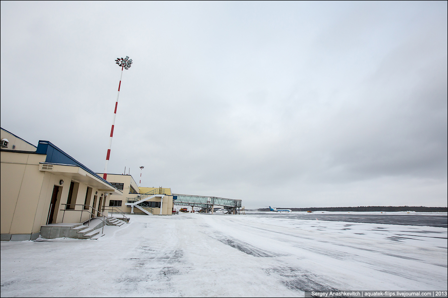 Наземная техника аэропорта