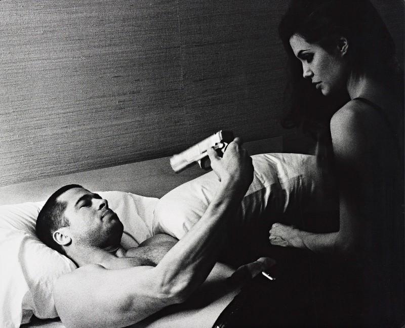 Брат Пит и Анджелина Джоли