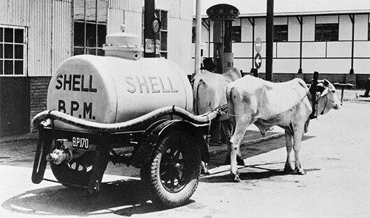 Как украсть газ