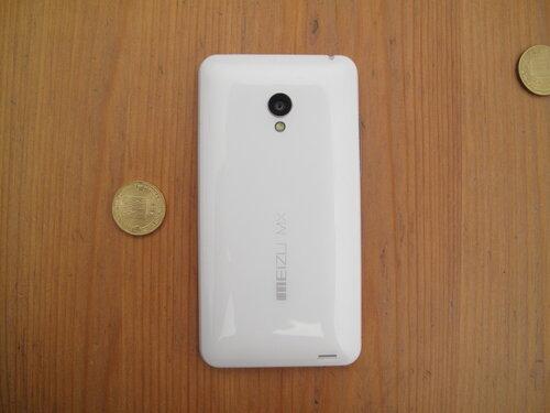 Meizu MX2, внешность
