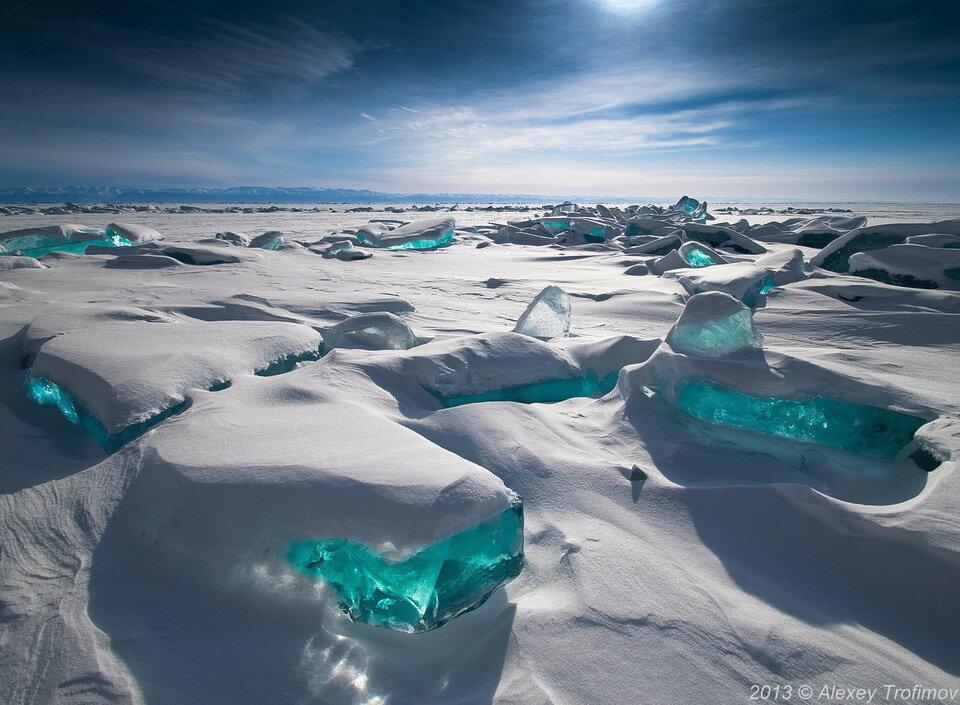 Байкальские сокровища: сапфиры и изумруды