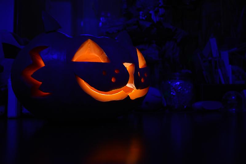 хеллоуин Джек 1