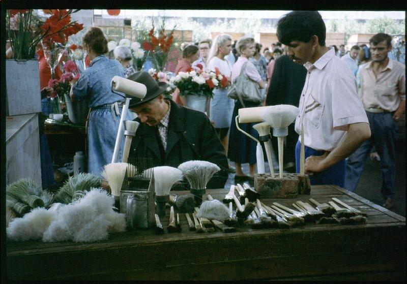 135. На иркутском рынке
