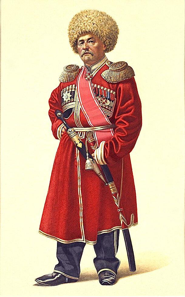 Генерал Туганов