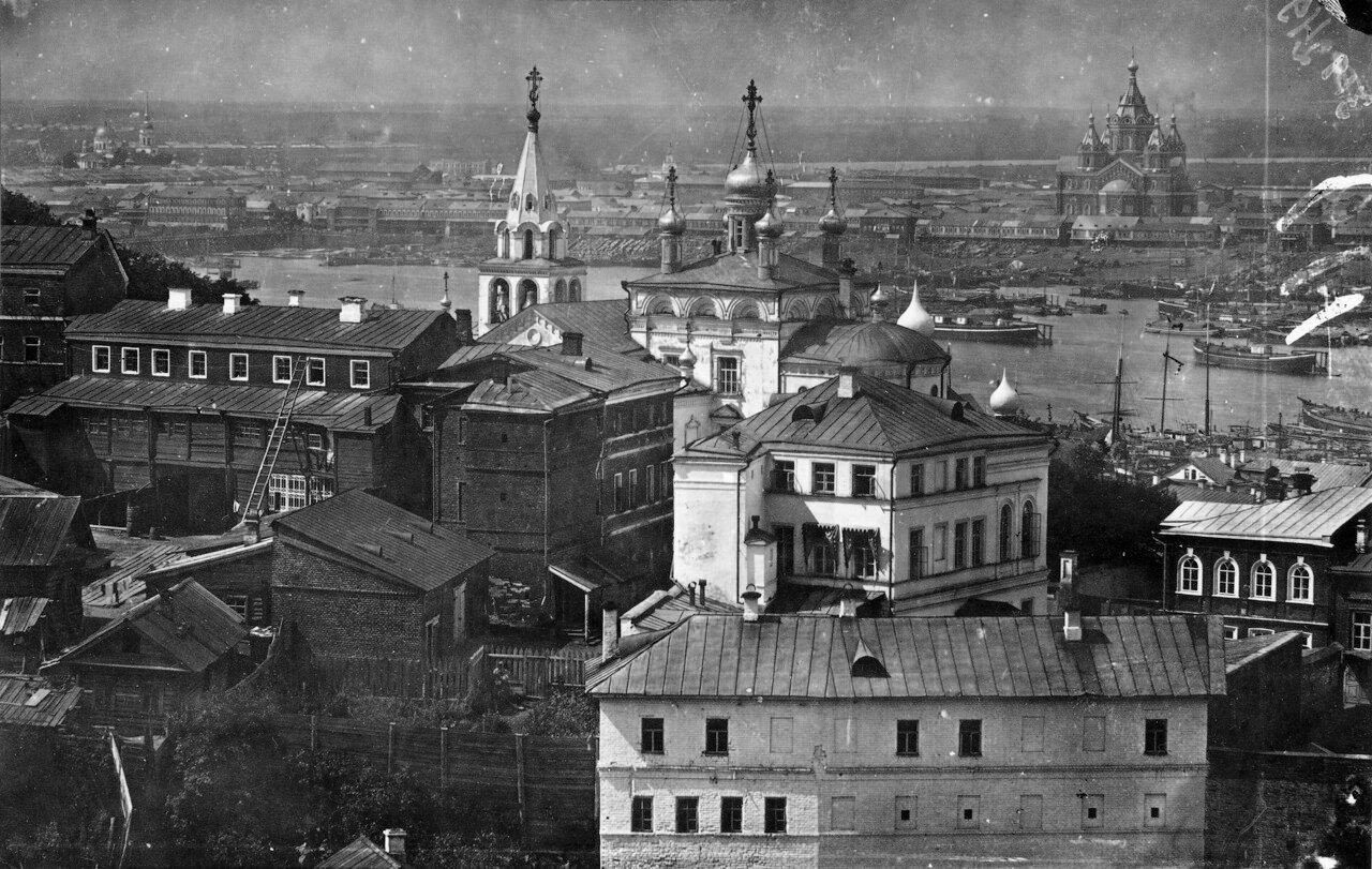 Ильинская церковь и одноимённая улица