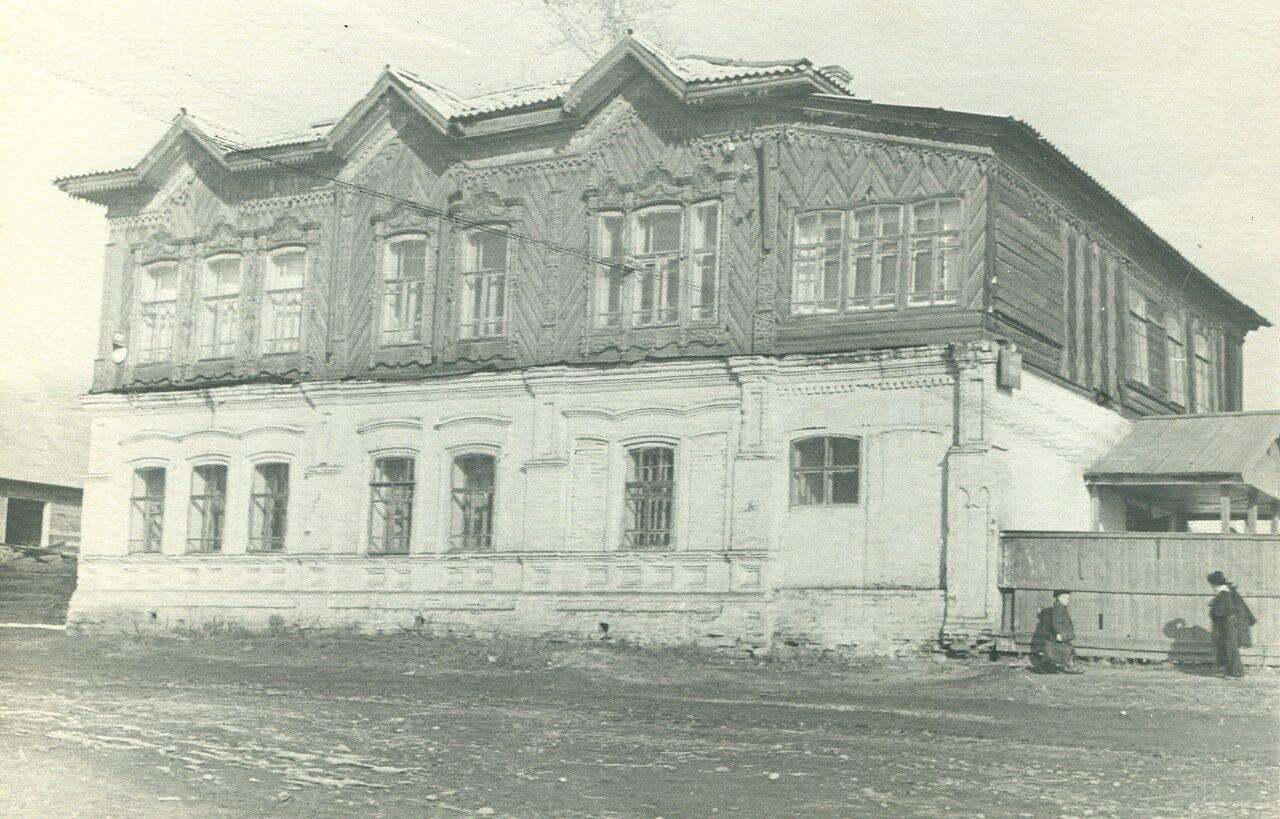 Дом Фонарёва