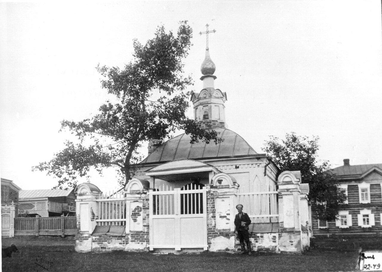 ЧАСОВНЯИВЕРСКАЯ 1913г.