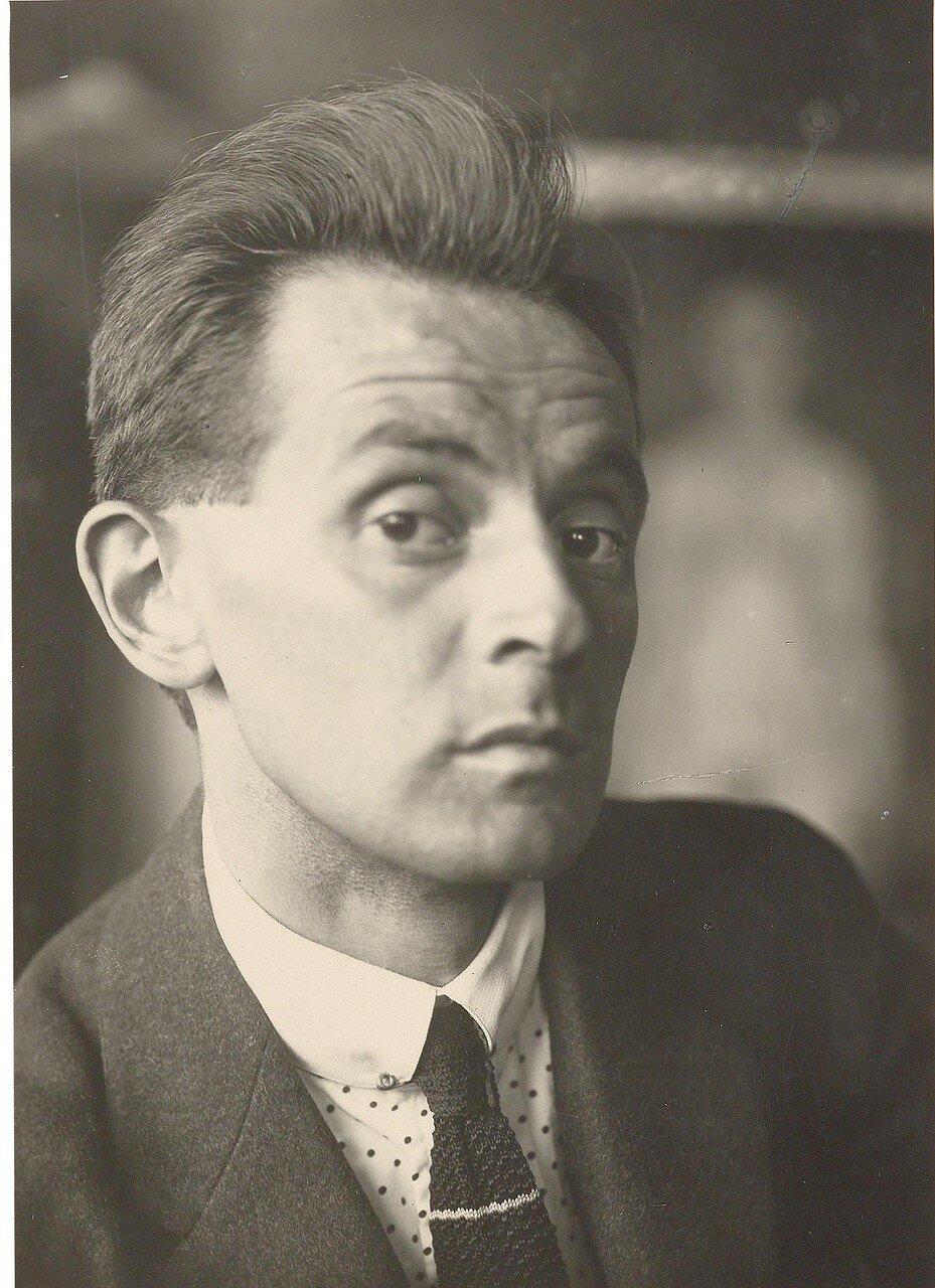 1918. Эгон Шиле (живописец и график)