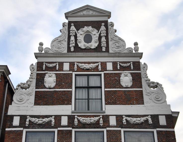 Дома в Гронингене, Голландия