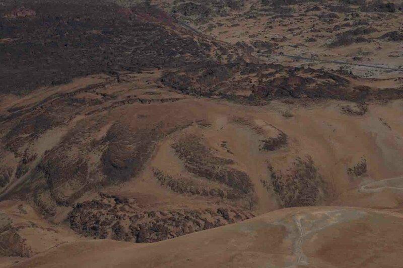 Константин Шульга, Тенерифе, лава