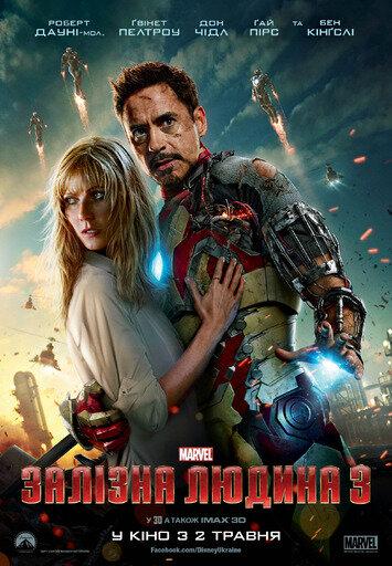 Кто он Тони Старк и загадочный Мандарин(Железный Человек 3)