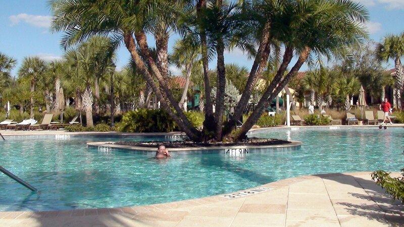Флоридский городок Паркленд.  Жить можно.