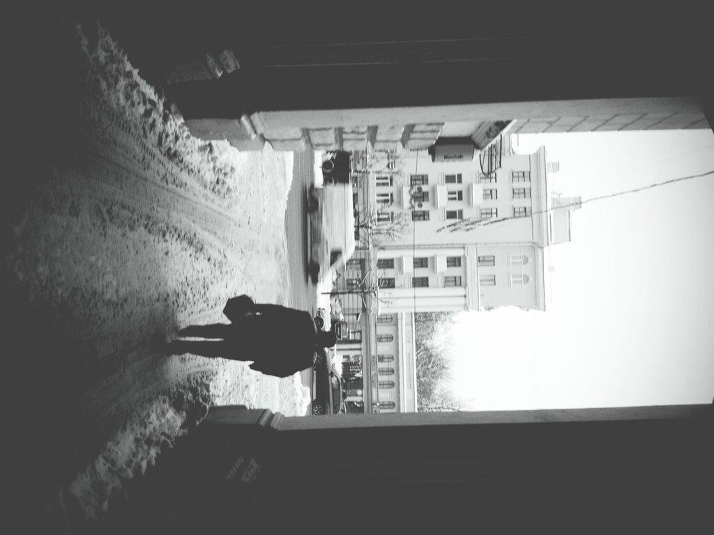 Фото Минск 14 декабря 2012 года - чб и немного цвета