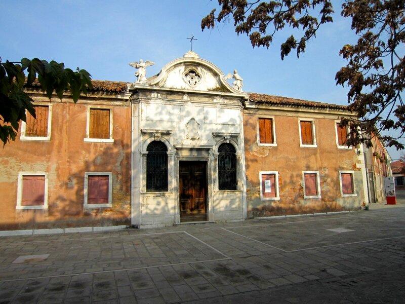 Совсем другая Венеции - остров Мурано