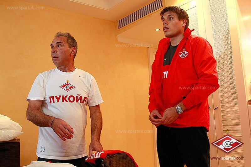 Огнен Вукоевич в «Спартаке» (Фото)