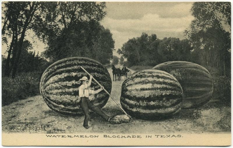 Фотоколлажи начала ХХ века