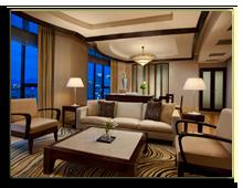 Малайзия. The Westin Kuala Lumpur. Presidential Suite