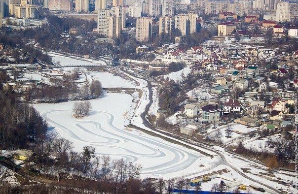 Киев с высоты
