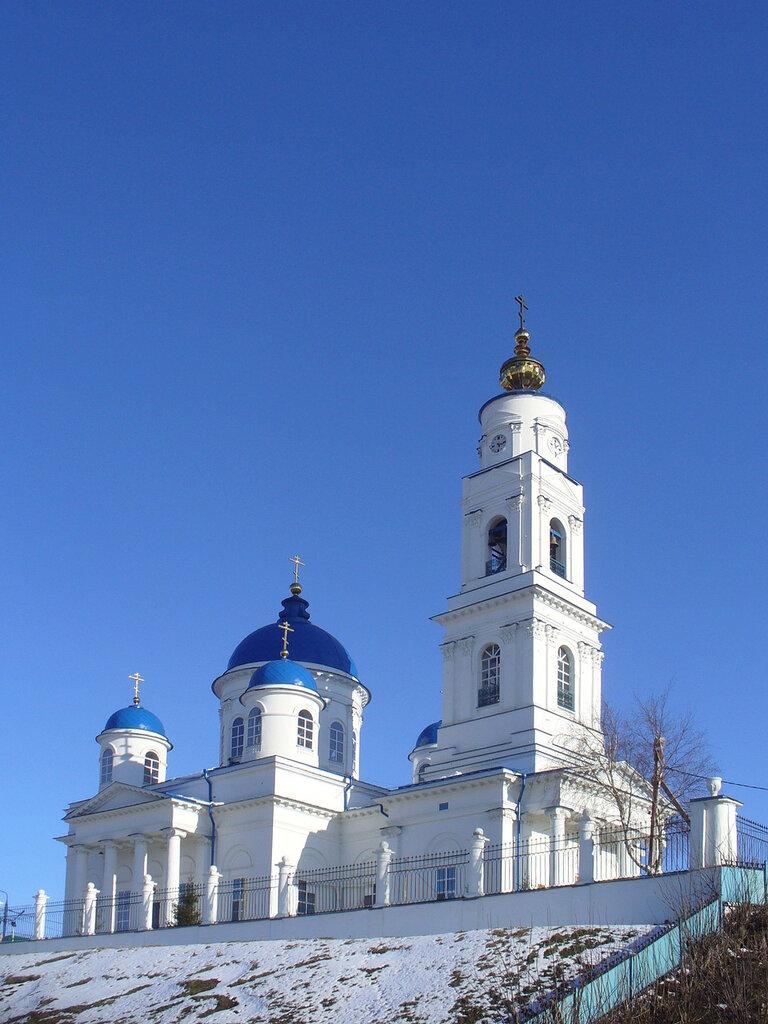 Чистополь, Никольский собор
