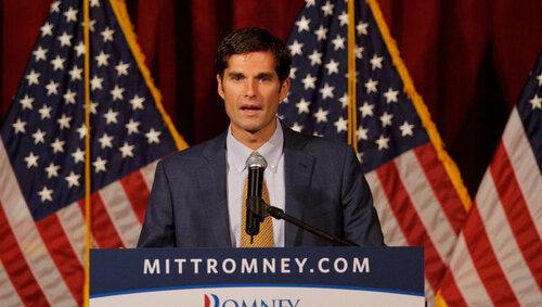 Сыну Митта Ромни пришлось приехать за деньгами в Москву