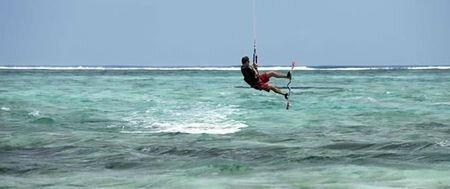 Серфинг, виндсерфинг, кайтсерфинг, туры, Маврикий