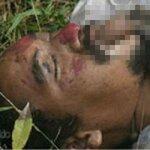 Насильнику отрезали и вставили ему в рот, жми класс чтоб все увидели и не подавно было?