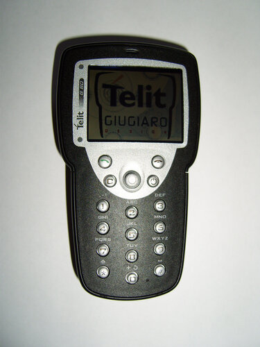 Telit G80 for Helpix.ru