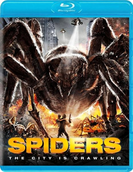 Пауки 3D / Spiders (2013) BDRip 1080p [2D, 3D] + HDRip